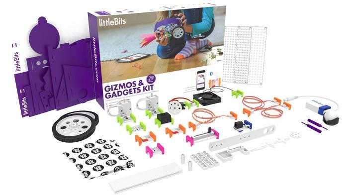 LittleBits Gizmos & Gadgets Kit