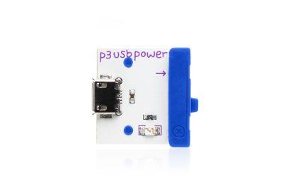 LittleBits - LittleBits Güç Modülü
