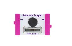 LittleBits - LittleBits Ses Sensörü (Sound Trigger)