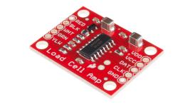 Sparkfun - Load Cell Amplifier HX711 - Yük Hücresi Sinyal Yükseltme Kartı