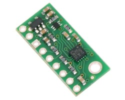 Pololu - LSM303D 3D Compass and Accelerometer Carrier with Voltage Regulator