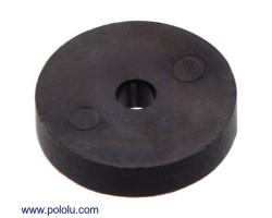 Pololu - Magnetic Encoder Disc for 20D mm Metal Gearmotors, OD 9.7 mm, ID 2.0 mm, 20 CPR (Bulk)
