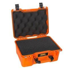 - Mano Tough Case MTC 200 Taşıma Çantası + Kare Lazer Kesim Sünger