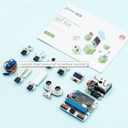Elecfreaks - Micro:bit smart science IoT kit (without micro:bit)