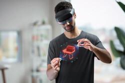 Microsoft Hololens 2 : Karma Gerçeklik ( Mixed Reality ) Gözlüğü - Thumbnail