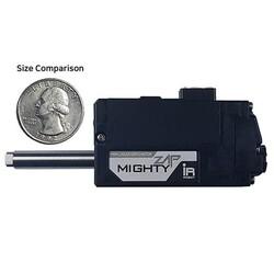 Mighty Zap Pozisyon Kontrollü Lineer Servo Aktüatör 30mm TTL/PWM 40N@28mm/s 7.4V (L7-40PT-3, Eski Versiyon) - Thumbnail