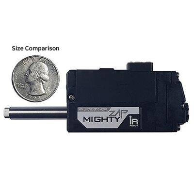 Mighty Zap Pozisyon Kontrollü Lineer Servo Aktüatör 30mm TTL/PWM 12N@10mm/s 12V ( D12-12PT-3, Eski Versiyon)