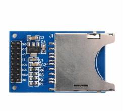 - SD Kart Modülü (Arduino Uyumlu)