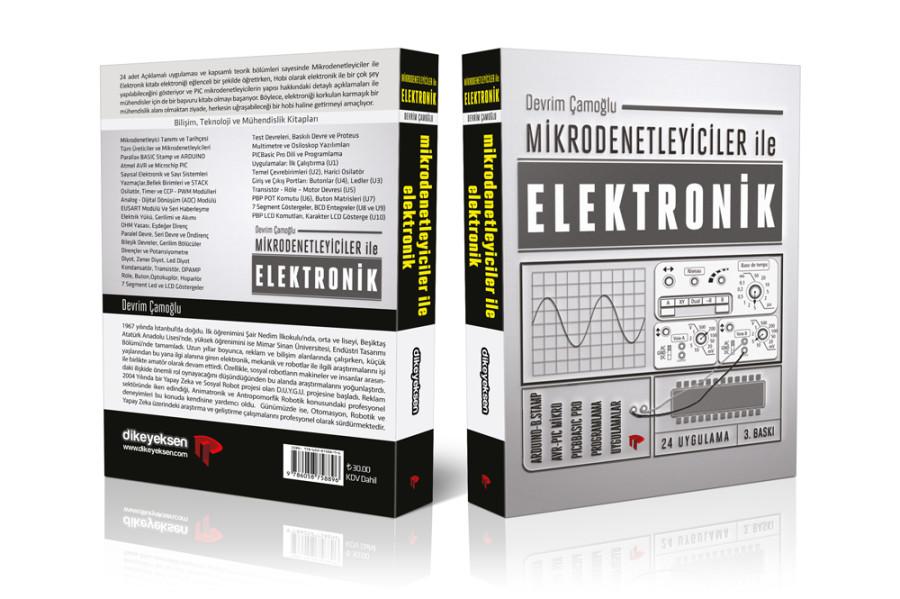 Mikrodenetleyiciler ile Elektronik