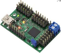 Pololu - Mini Maestro 18 Kanallı USB Servo Kontrol Cihazı (Montajlı)