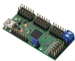 Pololu - Mini Maestro 24 Kanallı USB Servo Kontrol Cihazı (Montajlı)