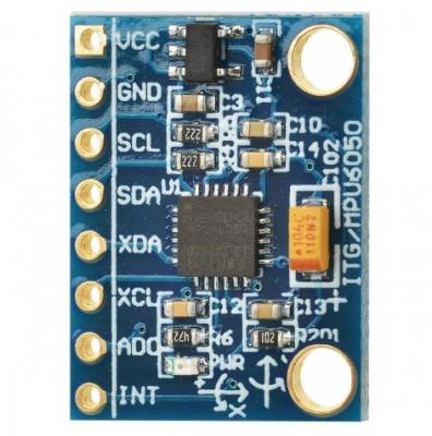 MPU6050 6 Eksen İvme ve Gyro Sensörü GY 521