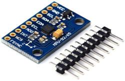 MPU 9250 9 Eksen Jiroskop, İvmeölçer Manyetometre Sensör Modülü - Thumbnail