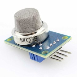 - MQ-9 Karbonmonoksit ve Yanıcı Gaz Sensörü Modülü