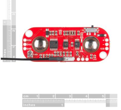 MYOWARE Muscle Sensor - Kas Sensörü