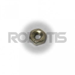 Robotis - ROBOTIS N1 Nut M2 Somun (400 adet)