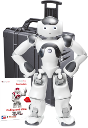 SoftBank Robotics - Nao İnsansı Robot Platformu - V6 - Standart Versiyon