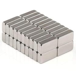 - Neodymium Mıknatıs Köşeli Boy 30mm X En 10mm X Kalınlık 2 mm