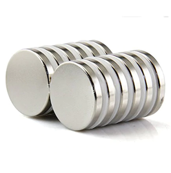 - Neodymium Mıknatıs Yuvarlak Çap 15mm Kalınlık 2mm
