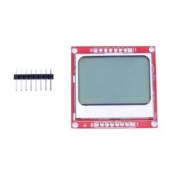 - Nokia 5110 LCD Ekran