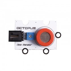 Octopus MQ3 Gas Sensor Brick - Thumbnail
