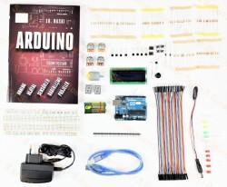- Orijinal Arduino Başlangıç Seti