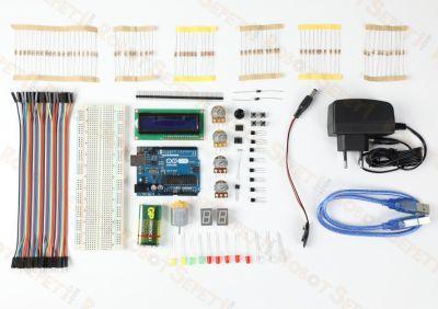 Orijinal Arduino Başlangıç Seti (Kitapsız)