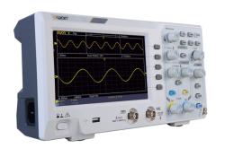 - Owon SDS1102 100 MHz Osiloskop