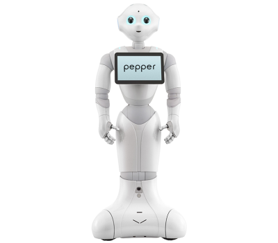 SoftBank Robotics - PEPPER - Bir Kalbe Sahip İnsansı Robot