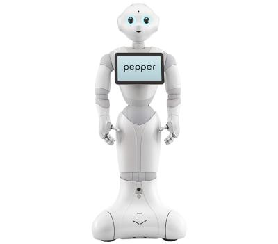 PEPPER - Bir Kalbe Sahip İnsansı Robot