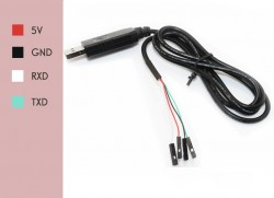 Elecfreaks - PL2303HX to USB TTL Upload /Download Wire PTU-0401