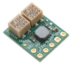 Pololu - Pololu 2.5V - 9V Ayarlanabilir Çıkış Buck - Boost SMPS Regülatör PL-2868