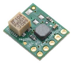 Pololu - Pololu 3.3V Buck - Boost SMPS, Ayarlanabilir Low-Voltage Cutoff, PL-2871