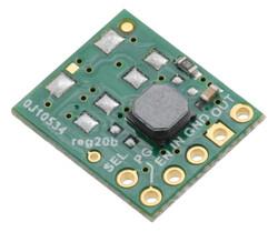 Pololu - Pololu 3.3V Voltaj Düşüren-Yükselten ( Buck-Boost ) SMPS Regülatör PL-2872
