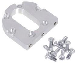 Pololu - Pololu 37D mm Metal Motorlar için Alüminyum İşleme Montaj Aparatı