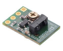 Pololu - Pololu 38 kHz IR Proximity Sensor, Fixed Gain, High Brightness