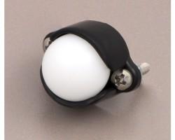 Pololu - Pololu Sarhoş Teker Plastik 12.7 mm (BallCasterwith1/2″PlasticBall) - PL-952