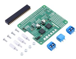 Pololu - Pololu Dual MC33926 Motor Sürücü Kartı - Raspberry Pi (Kısmi Set)