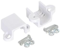 Pololu - Pololu Redüktörlü Mikro Metal Motor için Genişletilmiş Montaj Aparatı Çifti