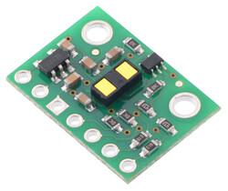 Pololu - Pololu VL53L1X Voltaj Regülatörlü ToF Uzaklık Sensörü - 400cm max PL-3415