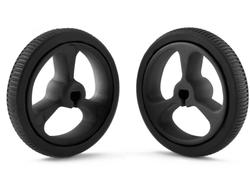Pololu - Tekerlek Çifti 32×7mm - Siyah Renk PL-1087