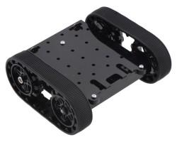 Pololu - Pololu Zumo Paletli Mini Sumo Robot Gövdesi - Motorsuz