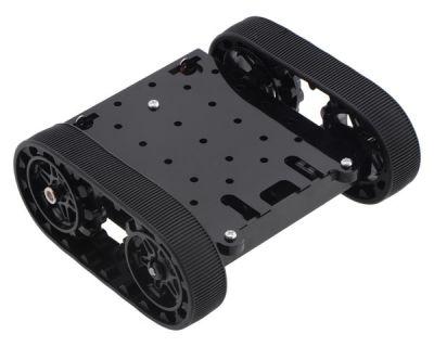Pololu Zumo Paletli Mini Sumo Robot Gövdesi - Motorsuz