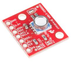 Sparkfun - Sparkfun Pressure Sensor Breakout - Basınç Sensörü Breakout Kartı