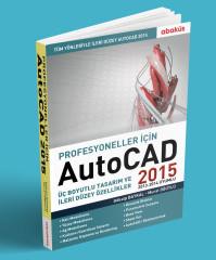 - Profesyoneller için Autocad 2015
