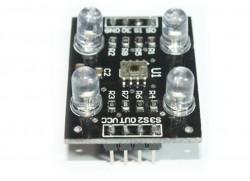 Elecfreaks - Elecfreaks Programlanabilir Renkli Işık - Frekans Dönüştürücü Modülü