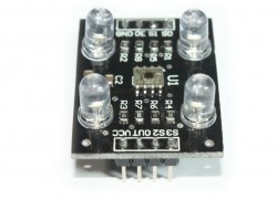 Programmable Color Light-to-Frequency Converter Module - Thumbnail