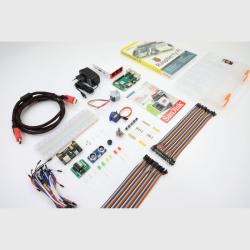 - Raspberry Pi 3 B+ Elektronik Eğitim Seti