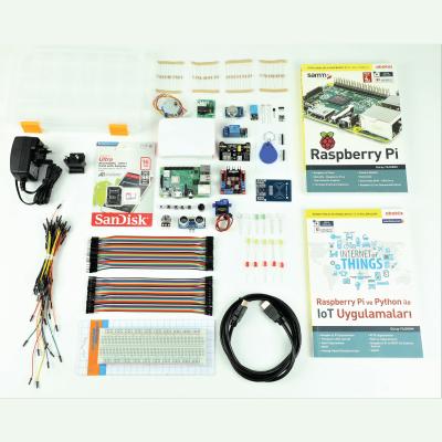 Raspberry Pi 3 B+ IoT Eğitim Seti