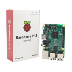 Raspberry Pi 3 Model B - Thumbnail